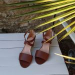 Sandales à talon hallux valgus Pannacotta Alezan
