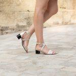 Chaussures hallux valgus Pannacotta Sable Doré